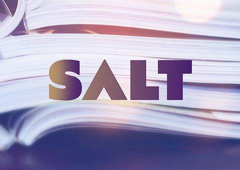Книжная полка от Salt