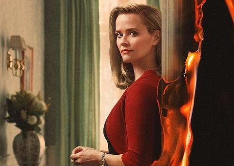 В духе романа «И повсюду тлеют пожары»