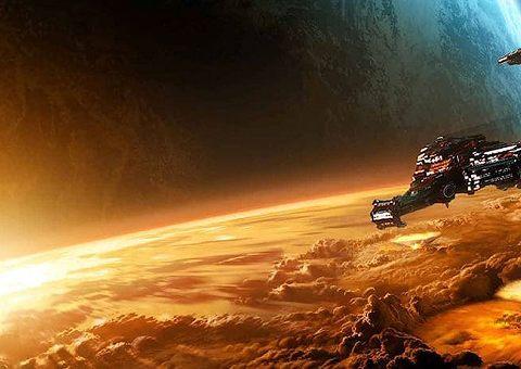 Лучшие книги про космическую фантастику