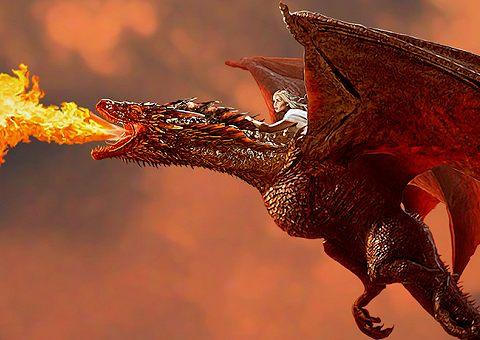 Ужасные и прекрасные: книги о драконах