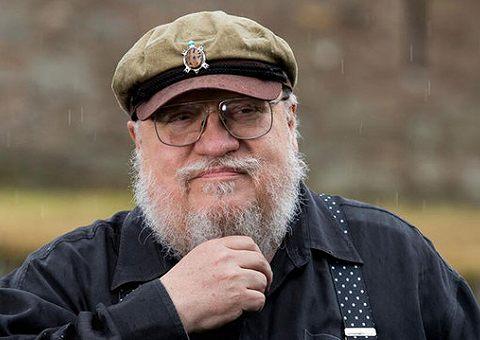 Мартин допишет финал «Игры престолов» в следующем году