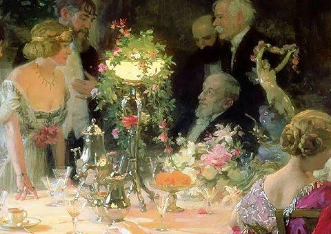 Любимые блюда Достоевского: москвичи смогут поужинать в доме писателя