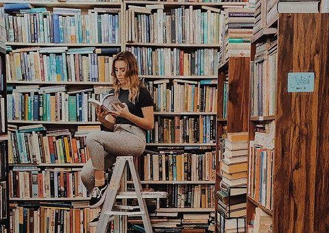 В книгу с головой