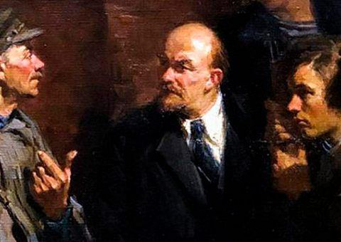 Что бы Ленин читал о капитализме