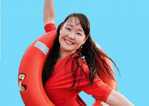 Выбор неисправимой оптимистки Erika Kawaii