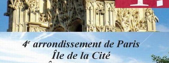 """Dzielnice Paryża. 4. dzielnica Paryża"""""""