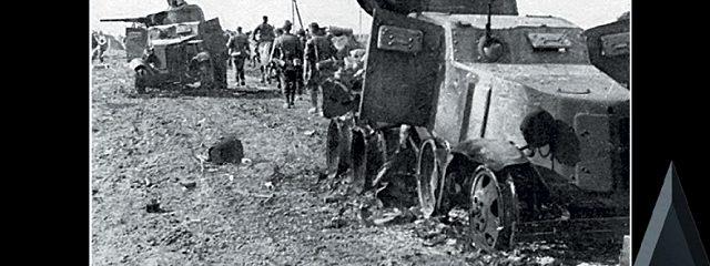 Уманский «котел»: Трагедия 6-й и 12-й армий