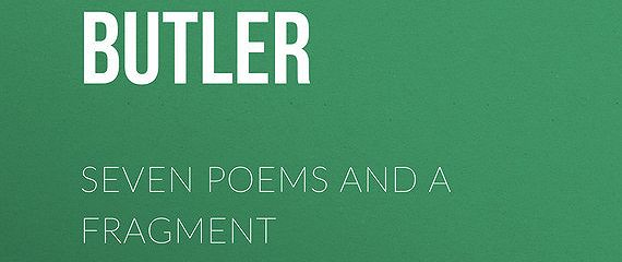 Seven Poems and a Fragment