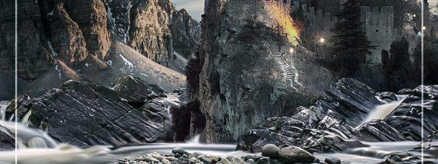 Серые камни. Часть 1