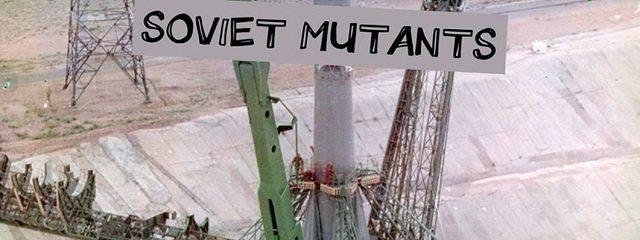 SOVIET MUTANTS. Funny fantasy
