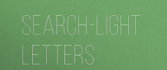 Search-Light Letters