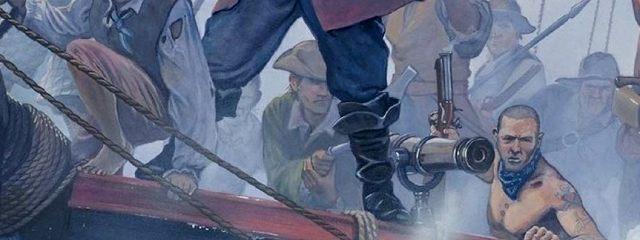 Приключения Артура Грея – пирата и джентльмена