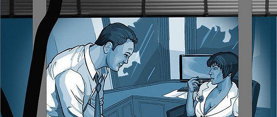 Взгляд сквозь шторы. Сборник № 4. 25 пикантных историй, которые разбудят ваши фантазии