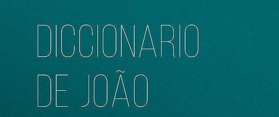 Diccionario de João Fernandes