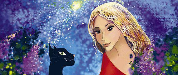 Женщина с Планеты Любви. Теплые сказки о любви, цветах и кошках