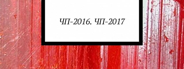 Стихотворения инетолько. ЧП-2016. ЧП-2017