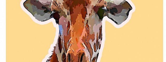Жираф большой – ему видней…
