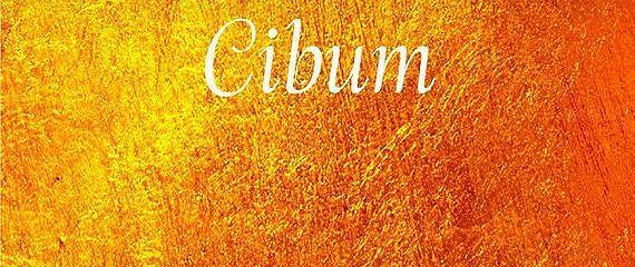Cibum. Глиф отМаксима
