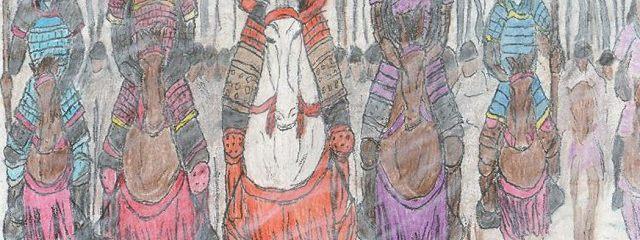 Легенды Сэнгоку. Книга 3. Страж севера