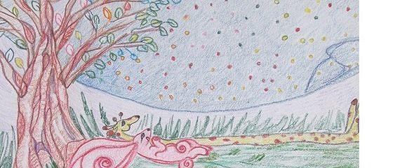 Как розовый кролик научился летать. Откуда берётся дружба