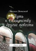 Максим Евстигнеев - Путь к Священству и другие повести. Книга первая
