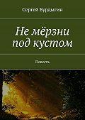 Сергей Бурдыгин -Не мёрзни под кустом. Повесть