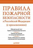 Михаил Юрьевич Рогожин - Правила пожарной безопасности в Российской Федерации (с приложениями)