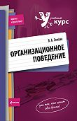 В. А. Спивак -Организационное поведение: учебное пособие