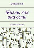 Егор Шевелёв -Жизнь, как она есть. Повести и рассказы