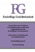 Deutschland - Freiwillige Gerichtsbarkeit – FG