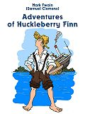 Twain Mark - Adventures of Hucklebbery Finn