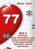 Leon Angel -Test3 toreveal your compatibility andmutual understanding inthesocial sphere, education, health andwealth
