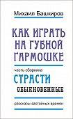 Михаил Башкиров -Как играть на губной гармошке