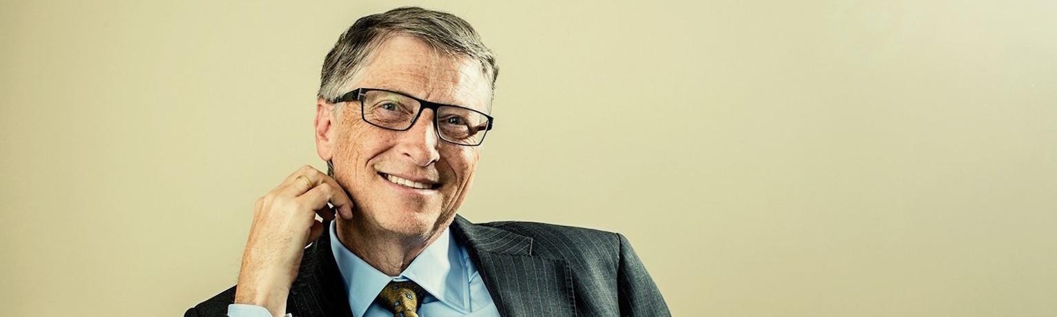 Билл Гейтс рекомендует