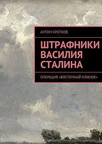 Антон Кротков -Штрафники Василия Сталина