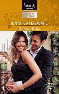 Jennifer Hayward -Iššūkis priimtas
