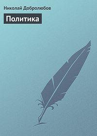 Николай Добролюбов - Политика