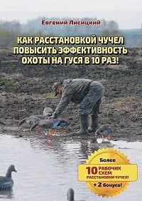 Евгений Лисицкий -Как расстановкой чучел повысить эффективность охоты нагуся в10раз!