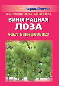 В. Мещеряков -Виноградная лоза. Опыт выращивания