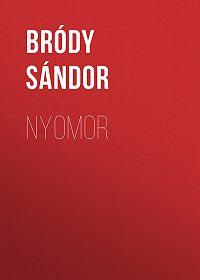 Sándor Bródy -Nyomor