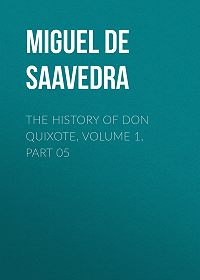 Miguel Cervantes -The History of Don Quixote, Volume 1, Part 05
