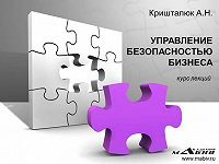 Александр Кришталюк -Управление безопасностью бизнеса