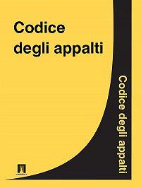 Italia - Codice degli appalti