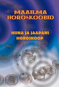 Gerda Kroom -Hiina ja Jaapani horoskoop