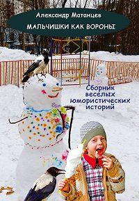Александр Николаевич Матанцев -Мальчишки как вороны (сборник)