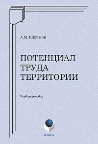 А. М. Шкуркин -Потенциал труда территории: учебное пособие