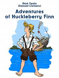 Twain Mark -Adventures of Hucklebbery Finn