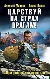 Алексей Махров, Борис Орлов - Царствуй на страх врагам! «Прогрессор» на престоле