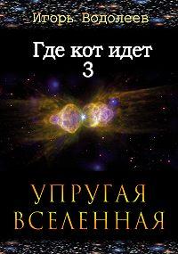 Игорь Водолеев -Где кот идет 3. Упругая вселенная