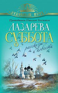 Николай Толстиков -Лазарева суббота. Расказы и повести